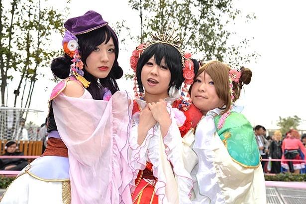 【コスプレ20選】アイドル百花繚乱! コミケ91のアニメ系アイドルコスプレイヤー特集