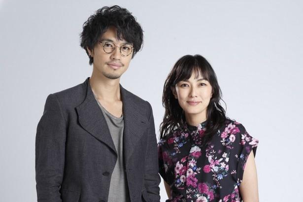 レッドカーペット・レポーターに就任した板谷由夏。斎藤工もスタジオゲストで登場