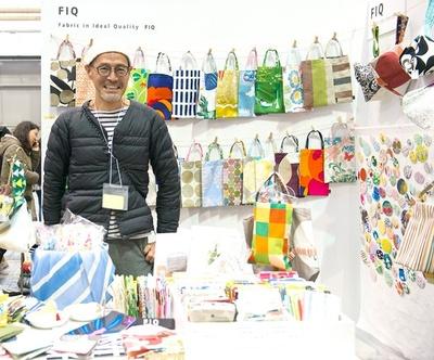 会場はクリエイターによるファッション、インテリア、アクセサリー、アートなどの様々なオリジナル作品を販売する「マーケットエリア」などで構成