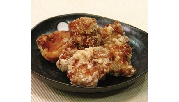 「鶏の和風醤油から揚げ」も290円(税込み)