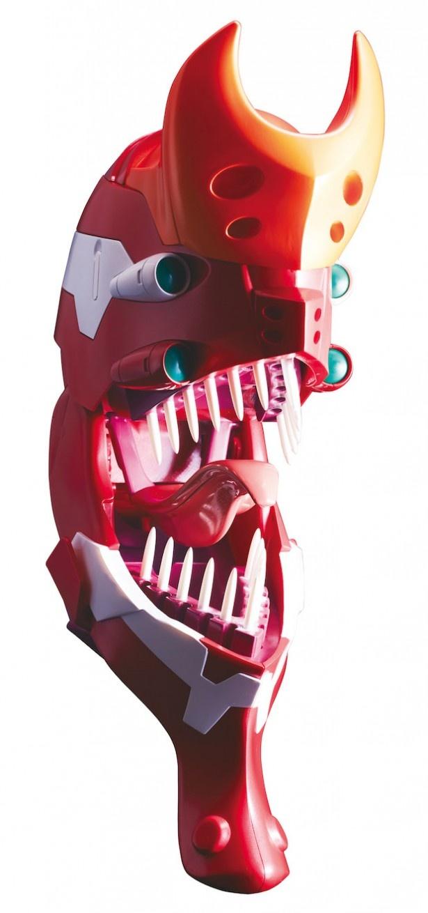 ポップコーンバケツに「エヴァンゲリオン2号機 ポップコーンバケツ〜ザ・ビースト〜」が仲間入り(画像提供:ユニバーサル・スタジオ・ジャパン)