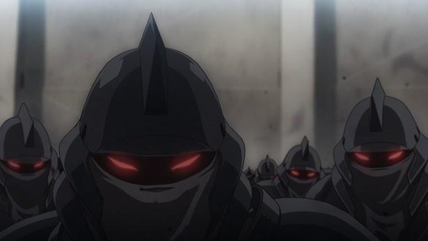 「チェインクロニクル」第2話先行カットが到着。ユーリから義勇軍に勧誘されたアラムは…