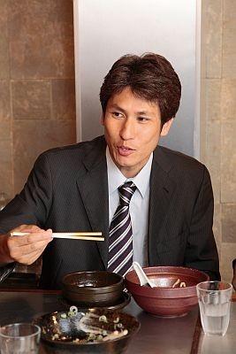 明星食品のカップ麺プロデューサー、跡部さん