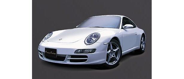 ポルシェ 911(997)ターボ/プレミアムレンタカー