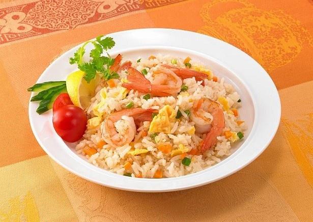 タイ風焼きそばの他、タイ風チャーハンの味付けにも使える!