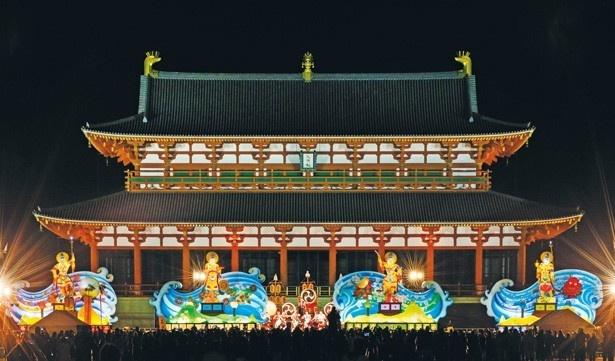 古都・奈良の夜を彩る!奈良大立山まつり