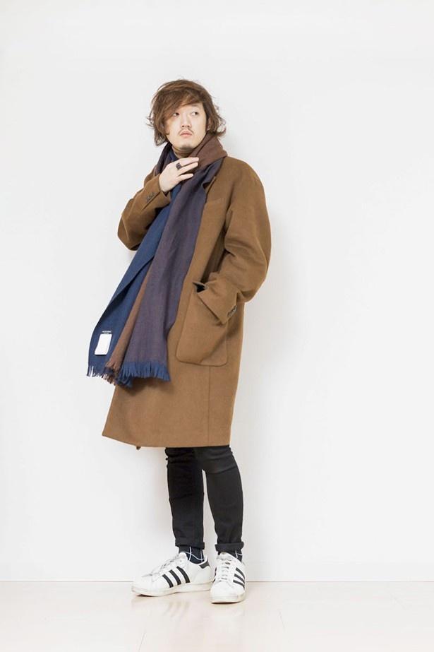 【恒例1万円コーデ講座】GUのコートで、ここまでオシャレな雰囲気が作れる!!