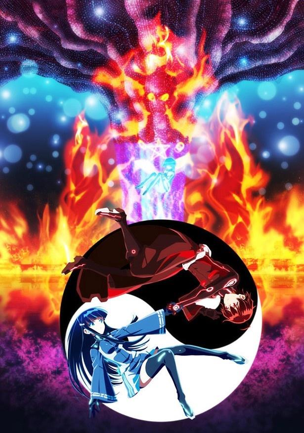 「双星の陰陽師」がいよいよ最終章に突入。2/2から「選抜篇」再放送が決定!