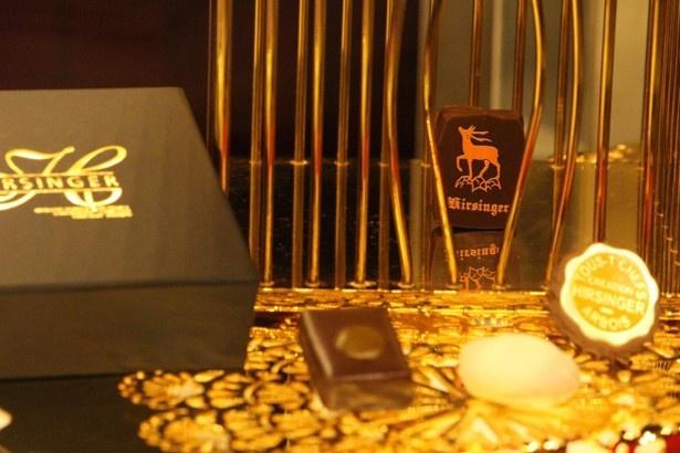 116年の歴史を誇る名門ショコラトリー、「イルサンジェー」が「アムール・デュ・ショコラ」に出店