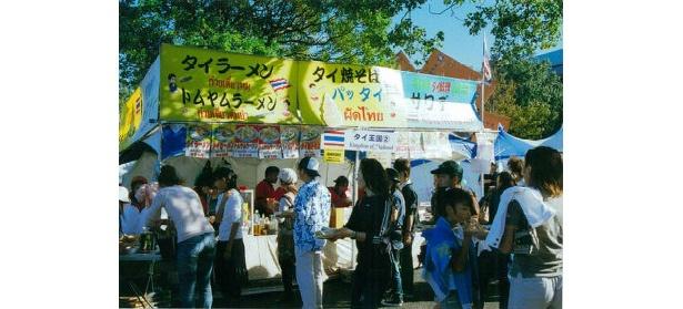 昨年は46万人が来場。ハマ恒例の、秋のフード祭りだ