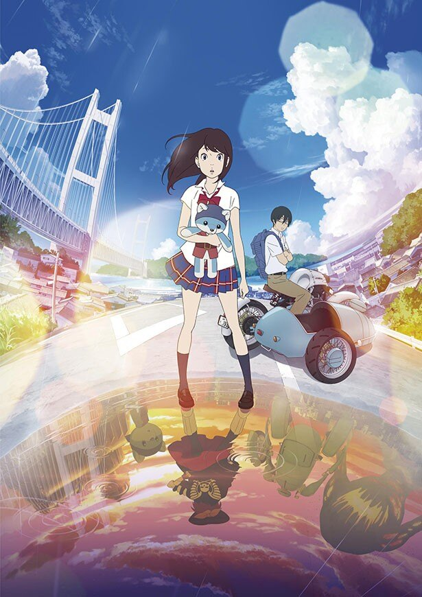 『ひるね姫』がニューヨーク国際子ども映画祭で、クロージング上映作品に決定!