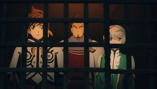 「テイルズ オブ ゼスティリア ザ クロス」第14話場面カットが到着。穢れを浄化するべく聖堂へ