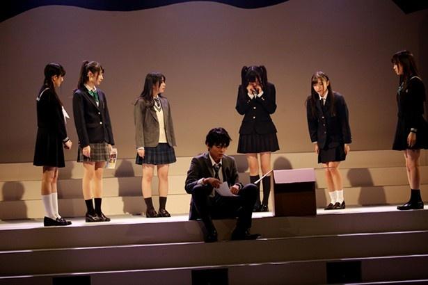 大坪由佳率いるI-1もスゴい! 舞台「Wake Up, Girls! 青葉の記録」side:I-1レポート