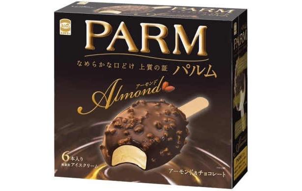 エスキモー「パルム アーモンド&チョコレート」(380円/6本入り)
