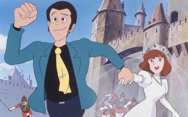 不朽の名作『ルパン三世 カリオストロの城 MX4D版』を体験してきた!
