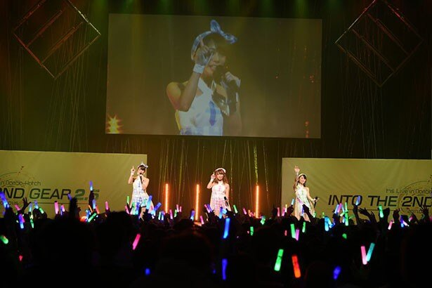 ナンバリングに込められた意味は何か。「ナナシス」初の大阪ライブ「t7s LIVE -INTO THE 2ND GEAR 2.5-」レポート