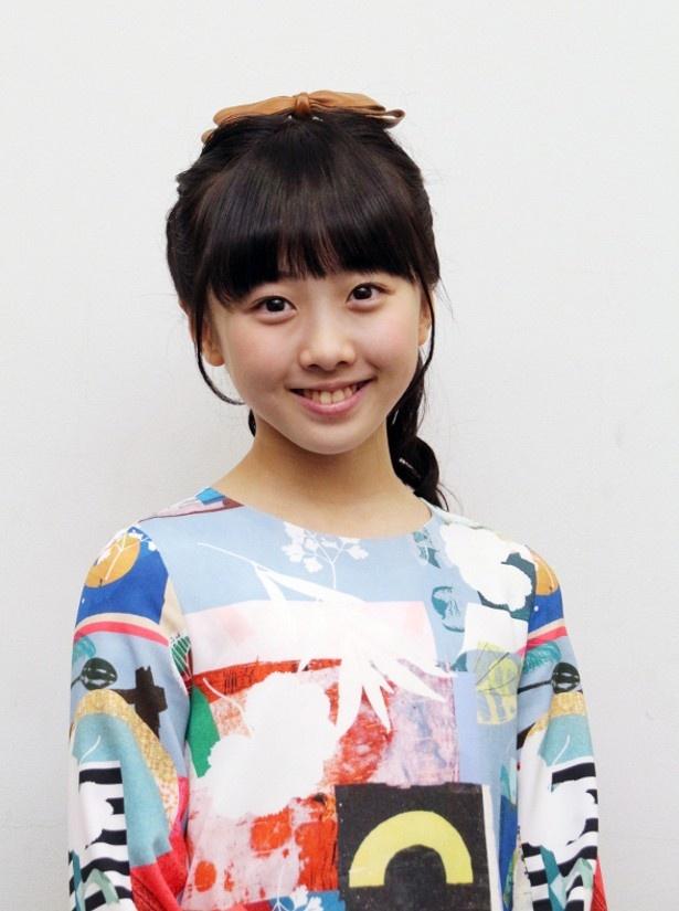 「―『探偵少女アリサの事件簿』」で、主人公・綾羅木有紗を演じる本田望結
