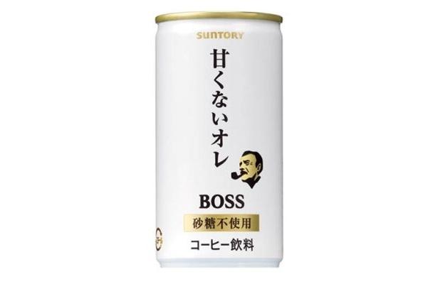 「ボス 甘くないオレ-砂糖不使用-」