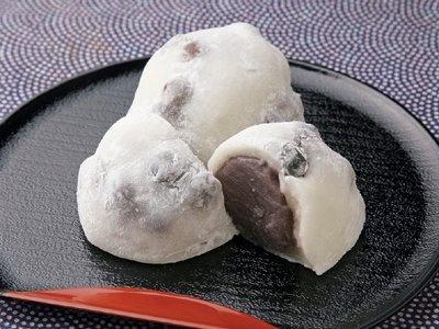 上和菓子がお値打ち価格に!「豆大福」120円が110円 (湘南菓房 あづき屋)