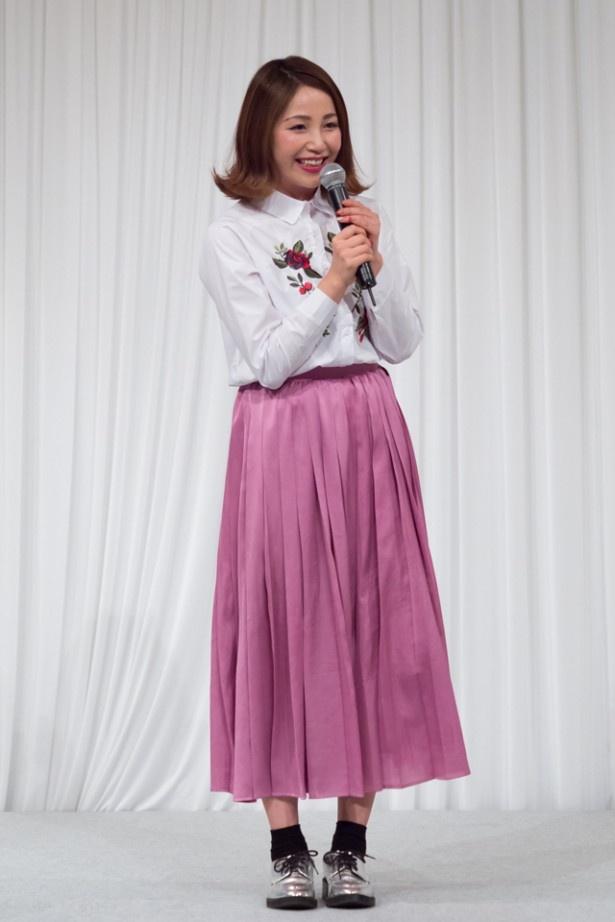 ライブコーナーでは、ワガママBODYが「こんな私でよかったら」を歌唱する