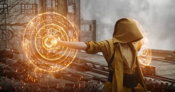 神秘の力を操る指導者エンシェント・ワン