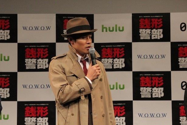 """鈴木は""""銭形ボイス""""へのこだわりを語る"""