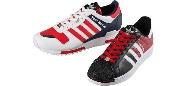 10月から開始したカスタムシューズも人気!adidasの新プロジェクト