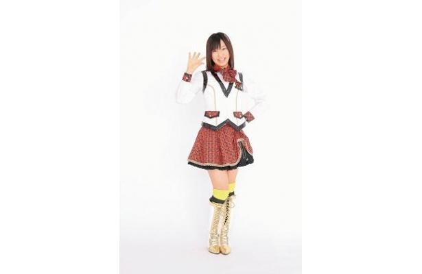 今回「素カット」を披露する新海里奈ちゃん