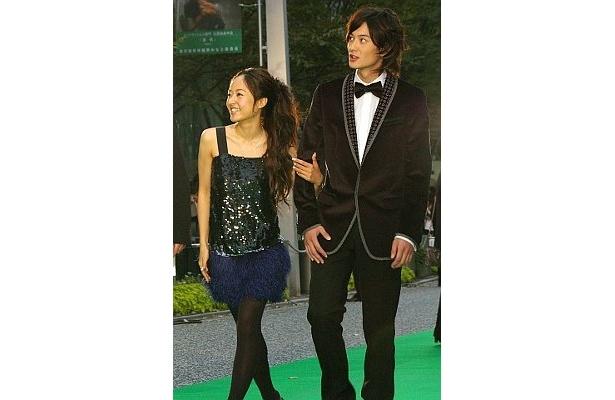いちばん声援が大きかった『僕の初恋を君に捧ぐ』の井上真央と岡田将生コンビ
