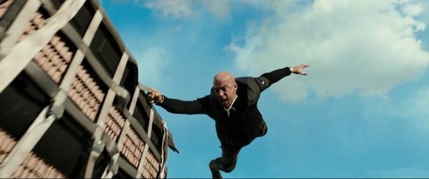 エクストリームなアクションが炸裂している『トリプルX:再起動』