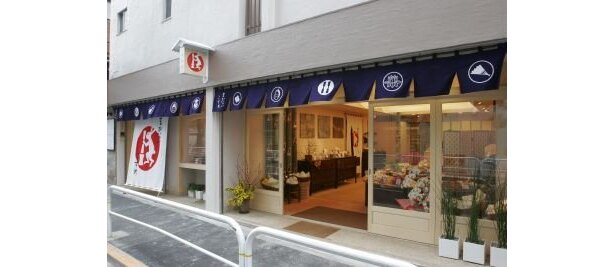 店舗は神楽坂のほか4店舗。インターネットでも購入可能