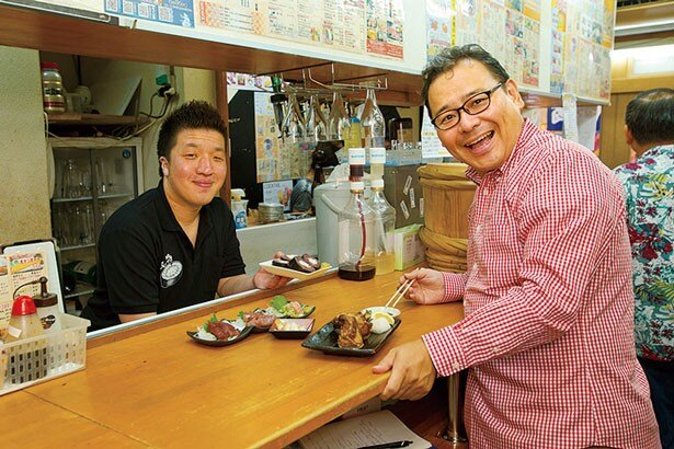希少部位も含む豊富なマグロ料理が格安で楽しめる/魚介 京橋店