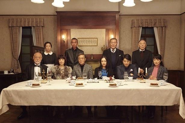 ミステリーの女王、アガサ・クリスティの傑作を豪華キャストで日本初の映像化!