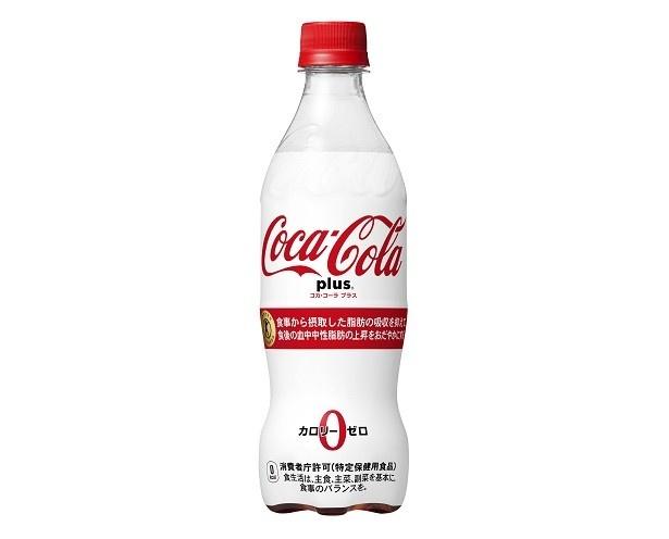 3月27日(月)に発売される「コカ・コーラ プラス」(470mlPET/税別158円)