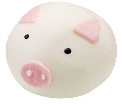 豚バラ肉を煮上げ特製ダレにじっくり漬け込んだ「ミニチャーシューまん」は数量限定販売