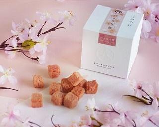 京都発の人気菓子店より「桜」風味の新触感スイーツが登場
