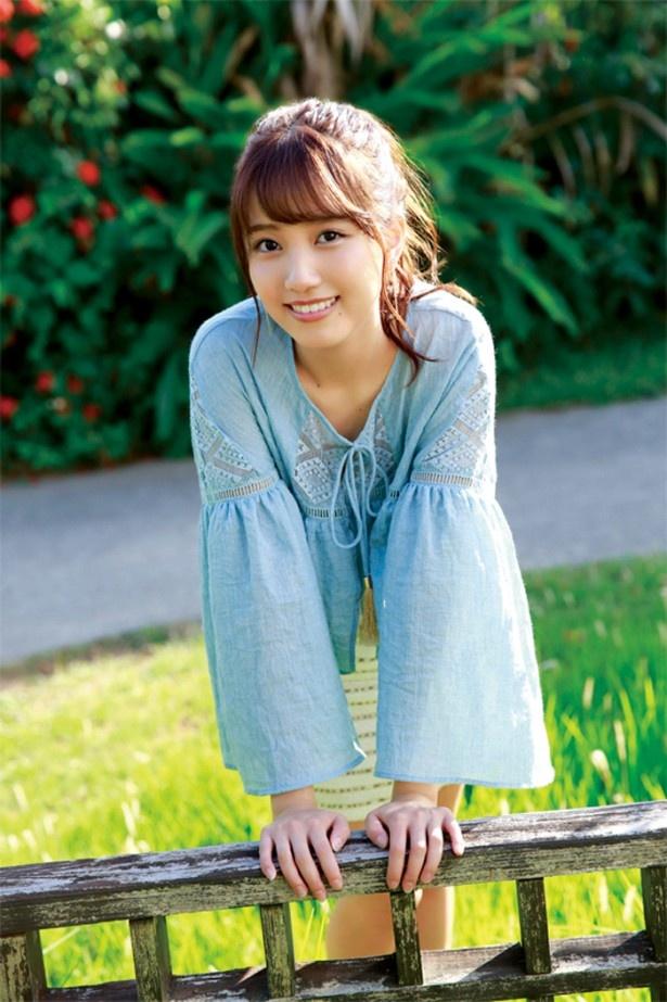 加藤玲奈の笑顔画像