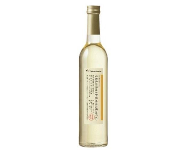 「日本の地ワイン 新鶴シャルドネ」