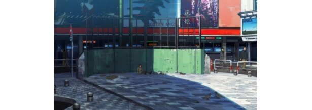 こちらは新宿・歌舞伎町。ミラノ座前のシネシティ広場
