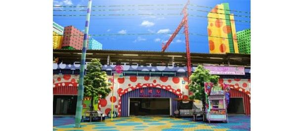 毎週木曜、24時45分より放送中の「空中ブランコ」にも新橋駅の風景が