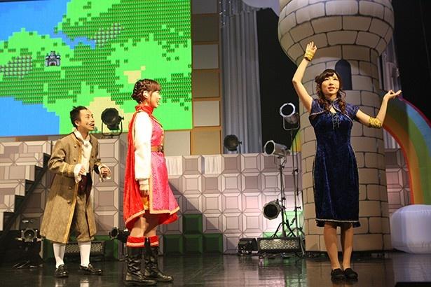 楠田亜衣奈が自ら企画したバースデーイベントは山あり谷ありの冒険譚!