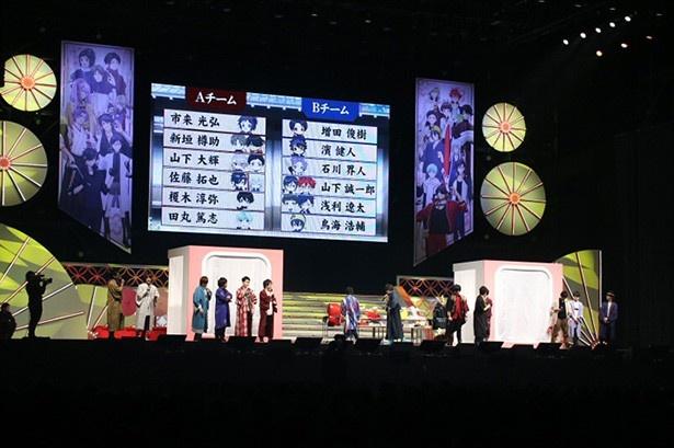 市来光弘、増田俊樹ら出演! 「刀剣乱舞-花丸-」スペシャルイベントレポ到着