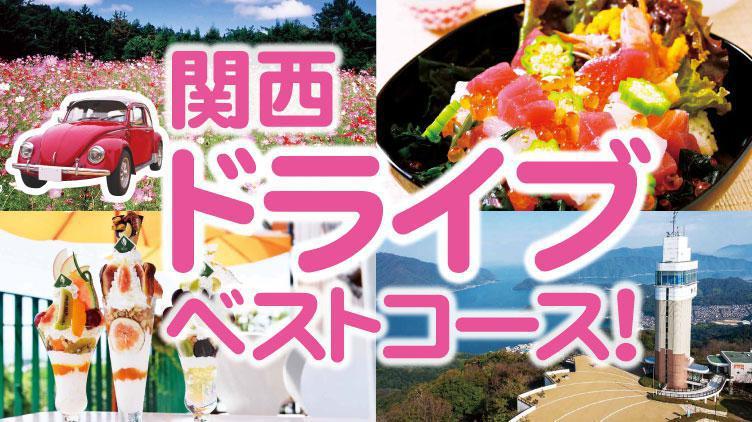 日帰りで楽しめる!関西ドライブベストコース