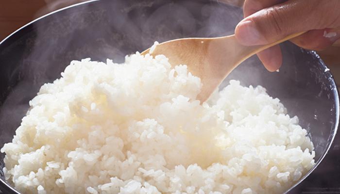 新米の季節到来!おいしいご飯を食べよう!!