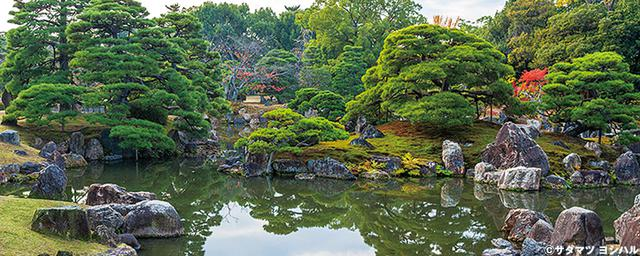 二条城・御所周辺の有名寺社