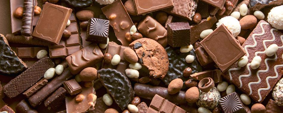 WE LOVE チョコレート
