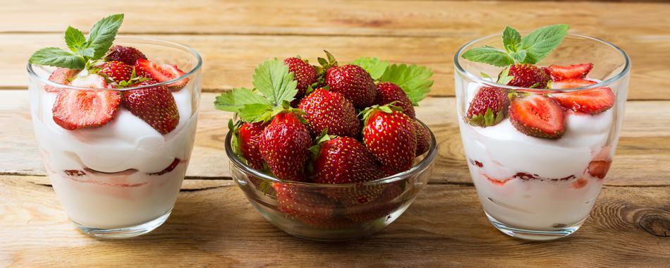 イチゴのシーズン到来!